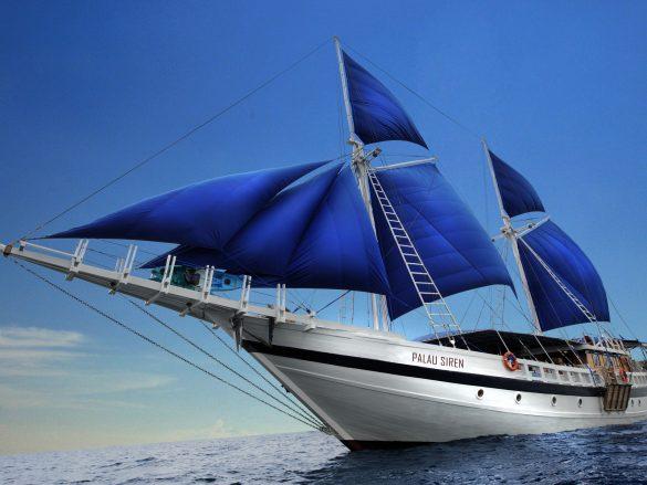 Какую яхту купить для путешествий под парусом?