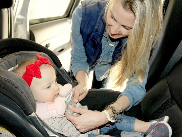 Детские автокресла — современная защита наших детей в дороге!